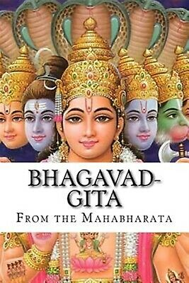 AU24.26 • Buy Bhagavad-Gita By Unknown -Paperback