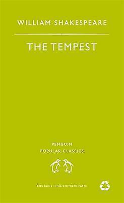 VERY GOOD  The Tempest, Shakespeare, William, Book • 2.79£