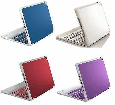 $18.99 • Buy Zagg Folio Cover Case, Hinged Bluetooth Keyboard (Non Backlit) For IPad Air 2