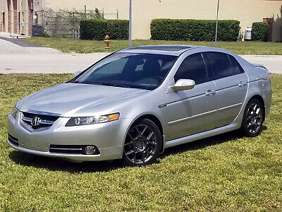2008 Acura Tl Type S 107k Miles Clean