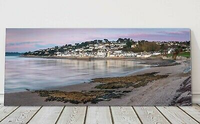 £24.95 • Buy St Mawes Harbour Panoramic Canvas Print Cornwall Framed Picture