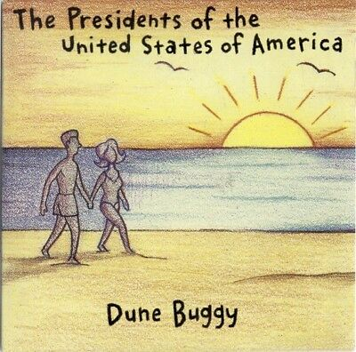 The Presidents Of The United States Of America ‎– Dune Buggy - UK CD Single • 2.29£