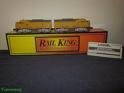 mth trains o scale