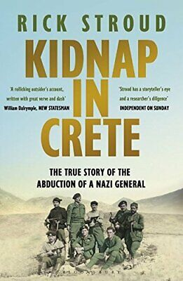 Kidnap In Crete By Rick Stroud New Paperback Book • 7.44£
