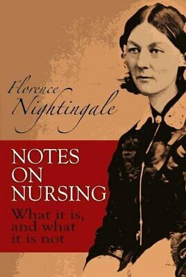 Notes On Nursing By Florence Nightingale New Paperback Book • 6.46£