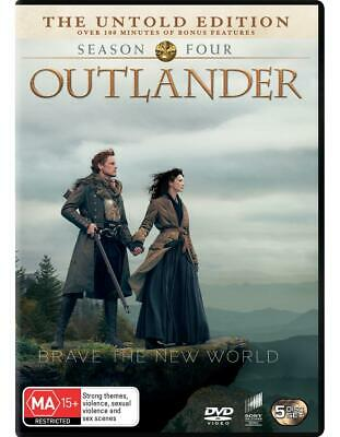 AU35.57 • Buy Outlander: Season 4 - DVD Region 2,4,5 Free Shipping!