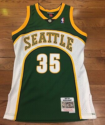 official photos 10aa7 87a69 seattle supersonics jersey