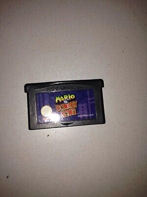 AU15 • Buy Mario Vs. Donkey Kong Gameboy GBA/SP/DS Game