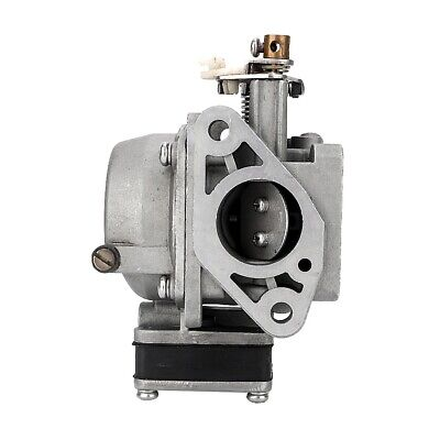 AU71.08 • Buy Replacement Carburetor Carb Fit For Yamaha 2-stroke 6HP 8HP Outboard (Silver)