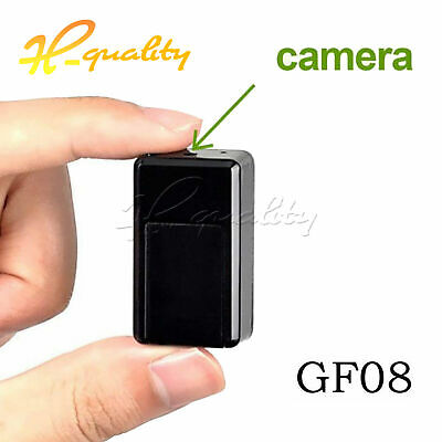 AU11.05 • Buy GF07/GF08 Car Mini GPS Real Time Car Locator Tracker GSM/GPRS Tracking Device