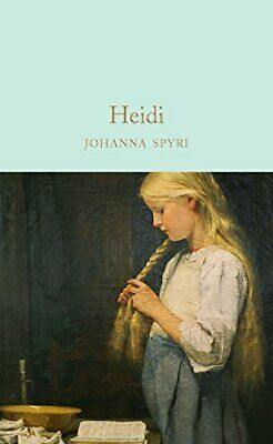 Heidi (Macmillan Collector's Library) New Hardcover Book • 8.21£