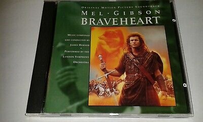 Braveheart Soundtrack James Horner Cd  • 3.97£