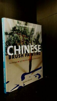 Introduction To Chinese Brush Painting, An By Cherrett, Pauline Book The Cheap • 5.49£
