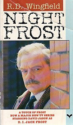 Night Frost By Wingfield, R. D. Book The Cheap Fast Free Post • 5.49£