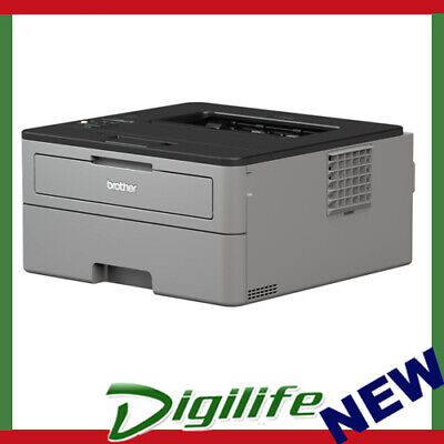 AU265 • Buy Brother HL-L2350DW Mono Laser With Duplex 30PPM, 2 Sided Printing, WIFI