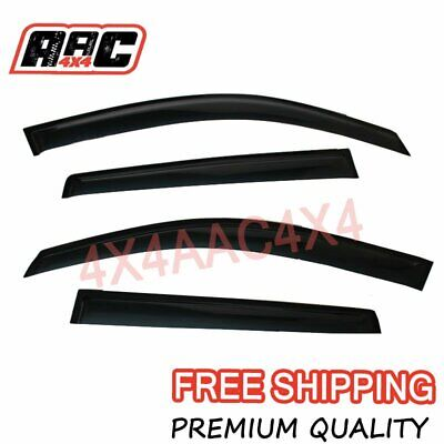 AU48 • Buy Premium Weather Shields Window Visors To Suit Mitsubishi Outlander 2013-2019