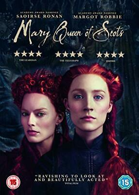 Mary Queen Of Scots (DVD) [2018] - DVD  YRVG The Cheap Fast Free Post • 3.49£