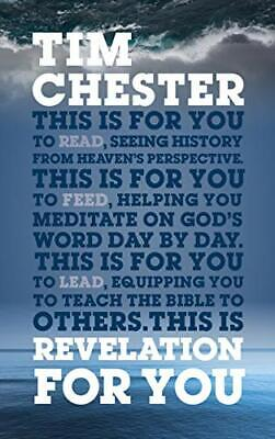 Revelation For You: Seeing History From Heaven's Perspective - H/B - New • 12£