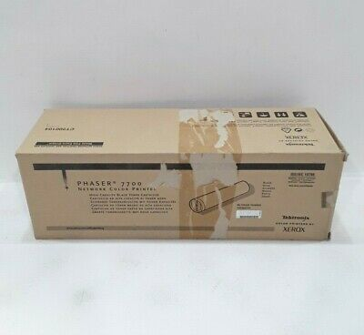 $30 • Buy GENUINE Xerox 016194700 High Capacity Toner Cartridge Phaser 7700 NEW OEM BE363