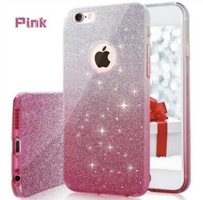 AU9.07 • Buy For IPhone 7 8 + Plus Bling TPU Glitter Luxury Soft Slim Protective Case Cover