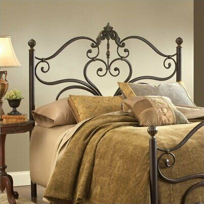 $379 • Buy Hillsdale Newton Spindle Headboard In Antique Brown-King