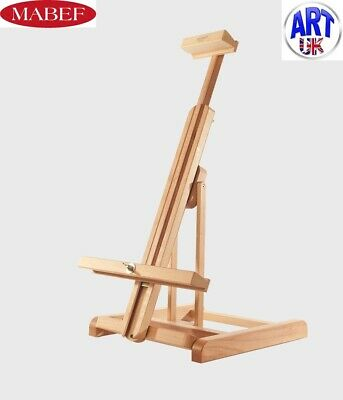 £99 • Buy Mabef Professional Artist Beech Wood Tabletop Easel - M31