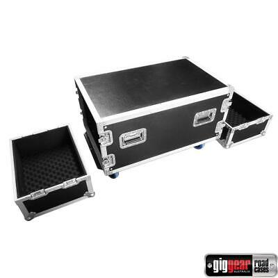 AU800 • Buy 8RU Server Rack Case With Wheels - Clearance Price - HC-CLR-54