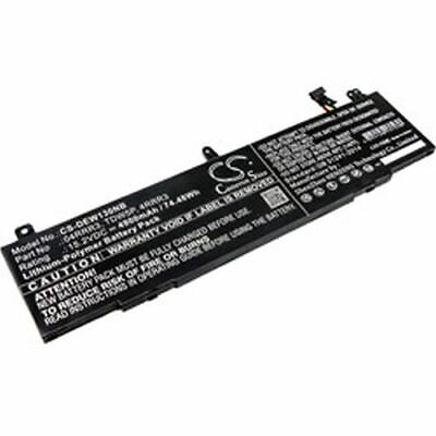 $ CDN136.33 • Buy Replacement Battery For Dell Alienware 13 R3 15.20v