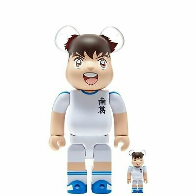 $200 • Buy Medicom Japan Captain Tsubasa Ohzora Tsubasa 100% & 400% Bearbrick Toys Figure