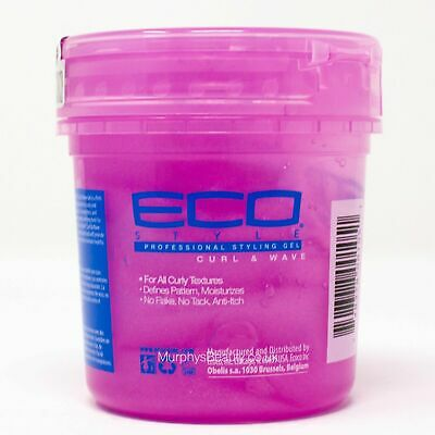£4.95 • Buy Eco Styler   Curl And Wave Gel (Pink) (8oz)