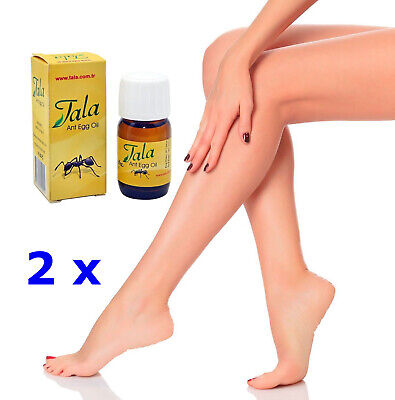 £6.56 • Buy 2 X Tala Ant Egg Oil Permanent Hair Removal Reducing Original 20ml Free Shipping