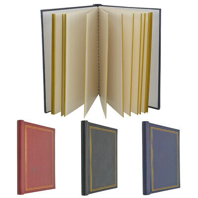 3 X Self Adhesive Large Photo Albums Totalling 60 Sheets 120 Sides Album 3 X Sel • 11.59£