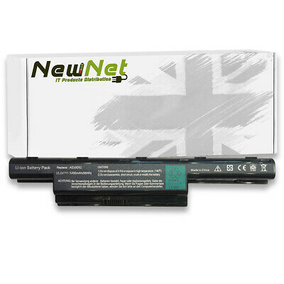 NEW Battery 5200mAh For E-Machines LM82 E640-P324G50Mn LM94 LM86 UK Seller  • 21.99£