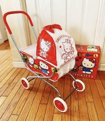 £414.86 • Buy Hello Kitty Toy Stroller Vintage Size Large L 1991 Model Collectible Japan Anime