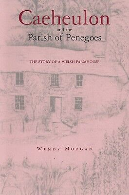MORGAN WELSH GENEALOGY BOOK CAEHEULON & PENEGOES CYMRU WALES Paperback NEW • 17.45£