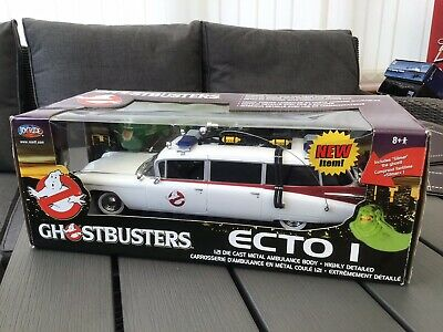 Joy Ride 1/21 Ghost Busters ECTO 1 With Faults • 65£
