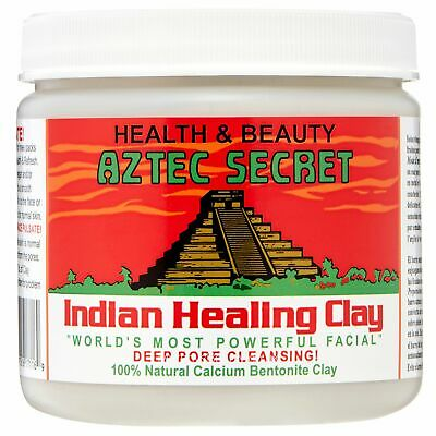 AU30.72 • Buy Aztec Secret | Indian Healing Clay Jar 1 Lb