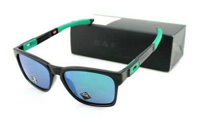 AU199.95 • Buy NEW Genuine OAKLEY CATALYST Black Ink Prizm Jade Iridium Sunglasses OO 9272-2655