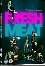 £3.99 • Buy FRESH MEAT Complete First Series DVD (Region 2) NEW & SEALED Jack Whitehall