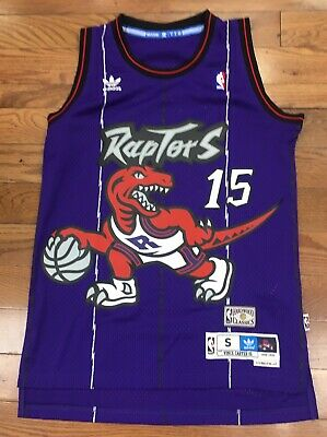 sale retailer 0c4cd 75534 vince carter raptors jersey