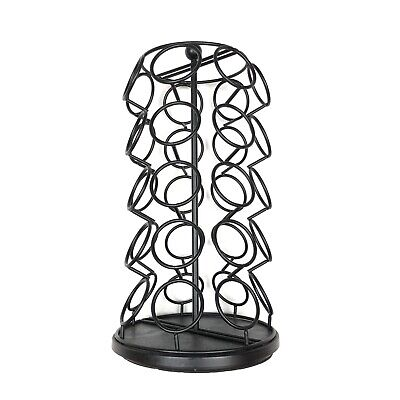 $12.15 • Buy K Cup Swiveling Holder - 35 Cups - Black - Rotating
