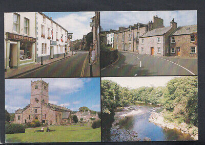 £1.89 • Buy Cumbria Postcard - Views Of Kirkby Lonsdale     T4196