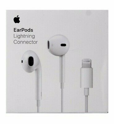 £21.26 • Buy Refurbished Apple Earpods W/ Connector For IPhone X 8 7 MMTN2AM/A
