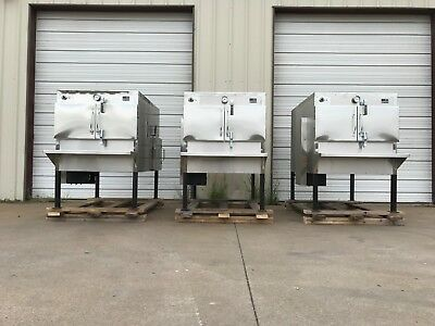 Insulated 36  X 36  Rotisserie Smoker - Call Before You Buy • 7,295$