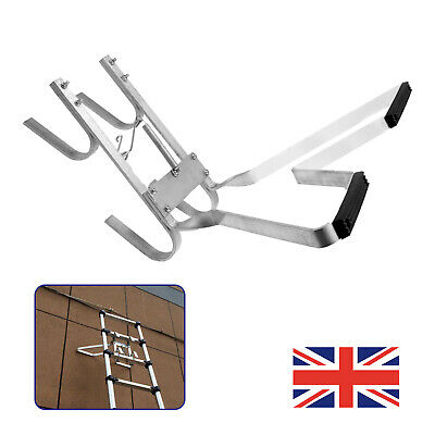 £24.69 • Buy Universal Ladder Stand-Off V-shaped Downpipe - Ladder Accessory Easy Fitting