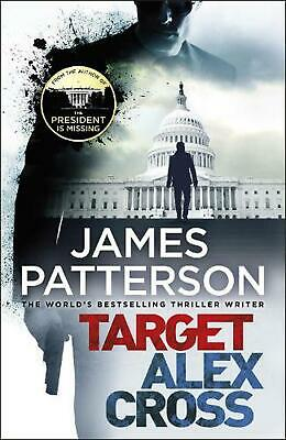AU22.12 • Buy Target: Alex Cross: (Alex Cross 26) By James Patterson (English) Paperback Book