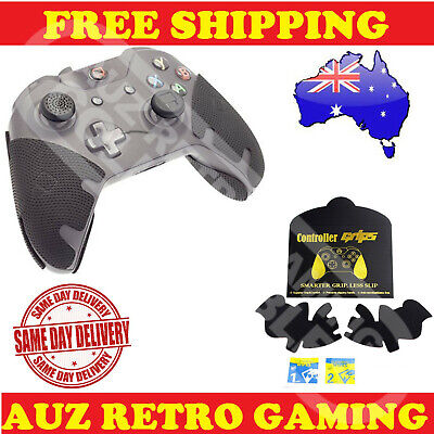 AU9.95 • Buy Xbox One Controller Grips Kit Hand Grip
