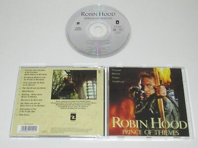 Robin Hood Prince Of Thieves/Soundtrack/Michael Kamen (Fine 0022492MCM) CD Album • 11.97£
