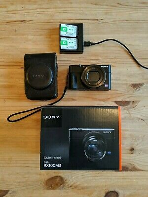 View Details Sony RX100 Iii - Compact Camera • 299.99£