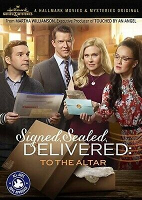 AU21.49 • Buy Signed, Sealed, Delivered: To The Altar [New DVD] Widescreen